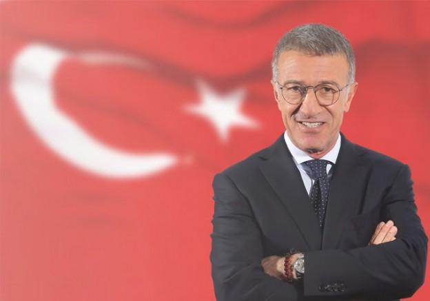 Başkanımız Ahmet Ağaoğlu'ndan bayram mesajı