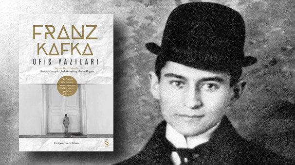 Franz Kafka'nın ofis yazışmaları yayınlandı