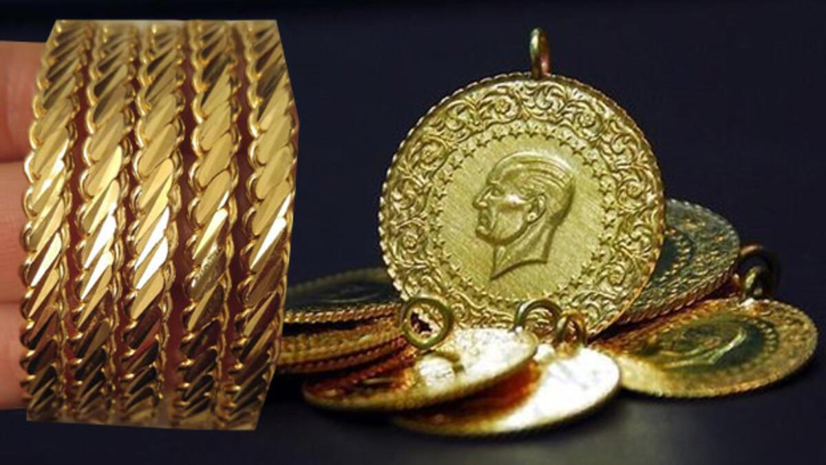 Hafta sonu altın fiyatları... Bugün gram ve çeyrek altın ne kadar?