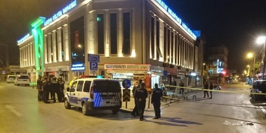 Konya'da silahlı kavga: 1'i polis, 6 kişi yaralandı