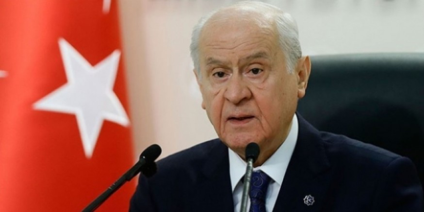 MHP Lideri Bahçeli'den Kılıçdaroğlu'na tepkili sözler.