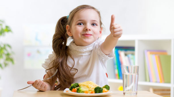 Okul çağındaki çocuklarda beslenmenin önemi