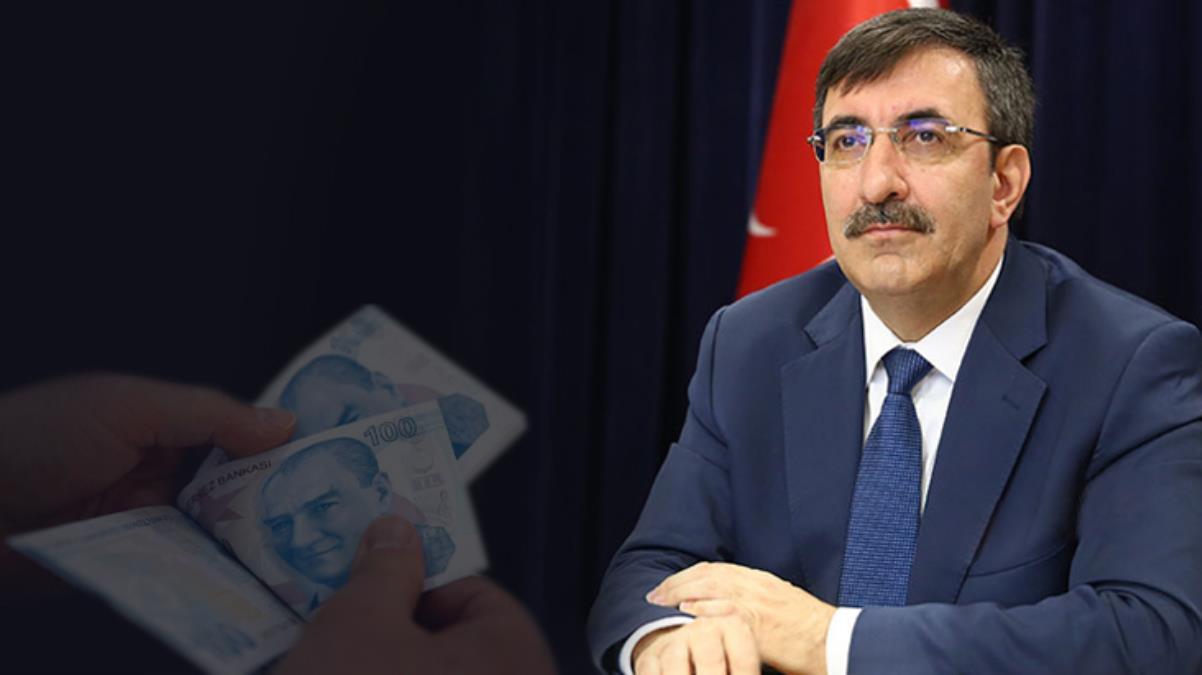 TBMM Plan ve Bütçe Komisyonu Başkanı Dr. Cevdet Yılmaz: Kapsamlı bir borç yapılandırma paketi çarşamba günü komisyona geliyor