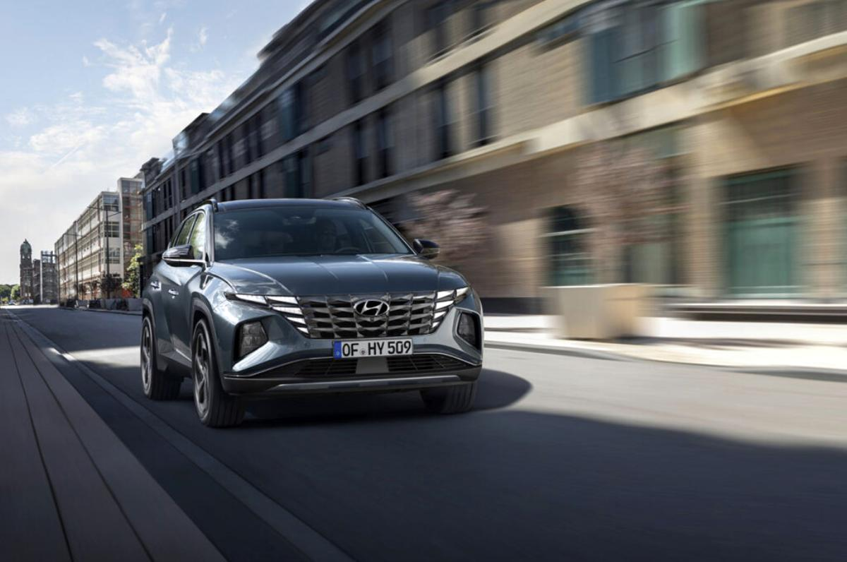 Yenilenen Hyundai Tucson Türkiye'de!